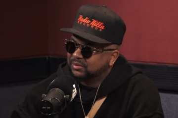 The-Dream Says Rihanna's Album is 'About Done,' Hints Beyonce is 'Doing Something'