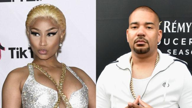 DJ Envy Admits Blackballing Nicki Minaj From his Radio Rotation