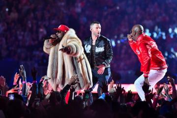 [WATCH] The Super Bowl LIII Half-Time Show Featuring Maroon 5, Travis Scott and Big Boi