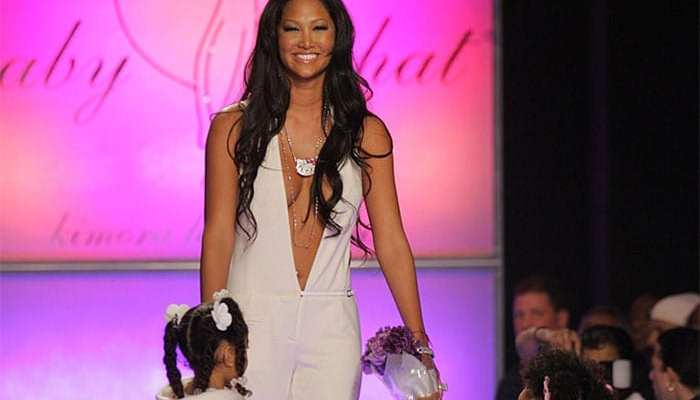 Kimora Lee Simmons is Set to Relaunch Baby Phat This Summer