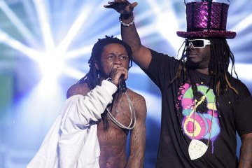 T-Pain Confirms 'T-Wayne 2' Project With Lil Wayne is in the Works
