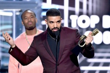 Drake Becomes Most Awarded Artist in Billboard Music Awards History With 27 Awards in Total