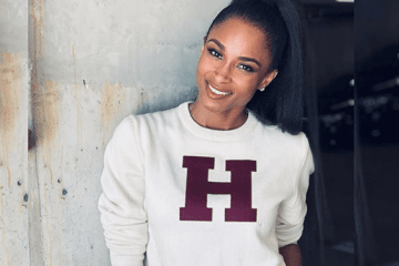 Ciara is Accepted Into Harvard's Business of Entertainment, Media and Sports Program