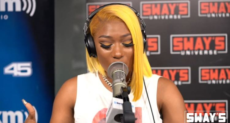 Megan Thee Stallion Freestyles Over Tupac's 'Hit Em Up' on Sway in the Morning