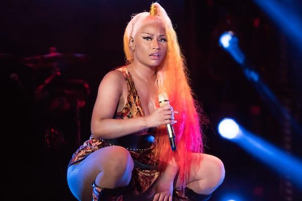 Image result for Nicki Minaj Announces She is Retiring from Music