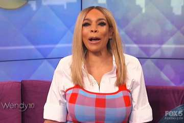 Wendy Williams' Biopic Will be About Drugs, Date Rape, & Fat Shaming