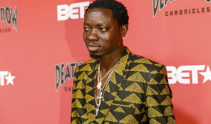 Michael Blackson is Reportedly Set to Join 'Coming to America 2' Cast