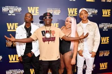 Flavor Flav is Brought to Tears as his Daughter Reveals She Was Homeless