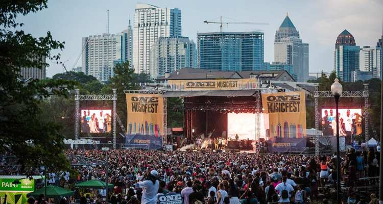 ONE Music Fest 10th Anniversary Proves the South Still Got Something to Say