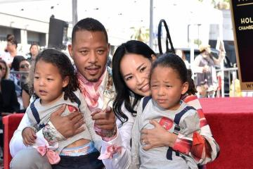 Terrence Howard Receives Star on Hollywood Walk of Fame
