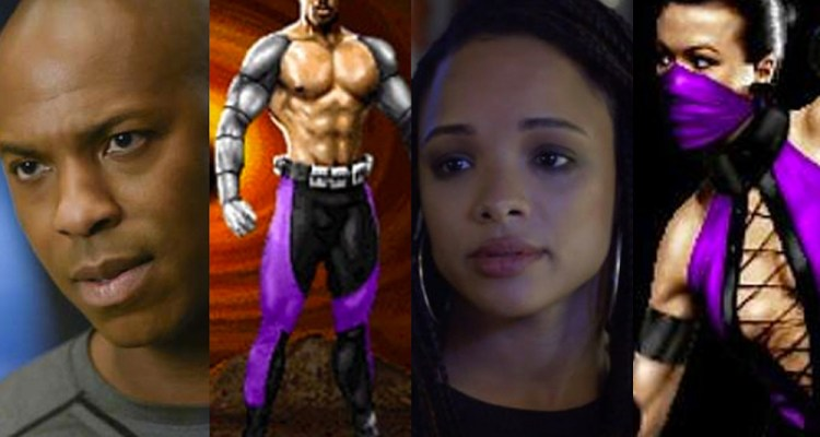 Take A Look At The Official Mortal Kombat Reboot Cast