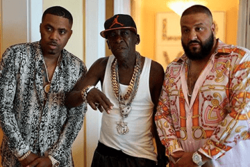 Nas, DJ Khaled Pay Homage to 'Belly' and 'Shottas' Actor Louie Rankin Following Fatal Car Crash