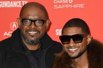 Usher Joins the Cast of Ku Klux Klan Movie 'Burden' With Forest Whitaker