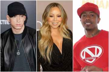 Eminem Disses Nick Cannon Over 'Nut Job' Mariah Carey on Fat Joe Collab 'Lord Above'