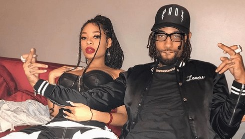 PNB Rock's Girlfriend Announces She's 6 Months Pregnant