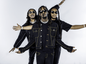 Migos Gear Up For The 'Culture III' Album Spring Release