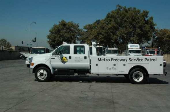 Big Rig Utility Truck
