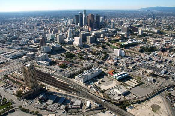 Union Station would be the center of a Transit-Oriented District universe populated by portions of the cultural and historic neighborhoods of Chinatown, El Pueblo, the Civic Center, the Arts District, Little Tokyo, and Boyle Heights.