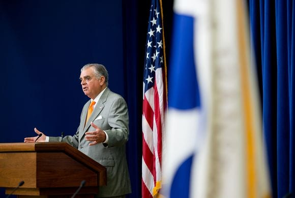 U.S. Transportation Secretary Ray LaHood. Photo: U.S. Department of Transportation.