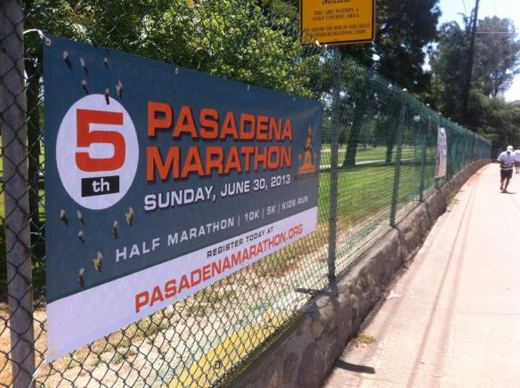 Photo: Pasadena Marathon Facebook page