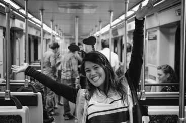 Metro speed dating hostess.