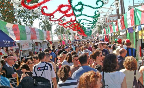 Feast of San Gennaro!