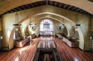 In early fall, Metro signed a deal to bring a gastropub to the Fred Harvey Room at Union Station. Photo by Steve Hymon/Metro.