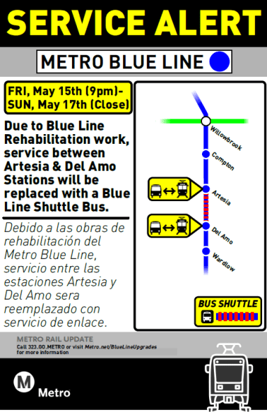 blue line may 15-17 map