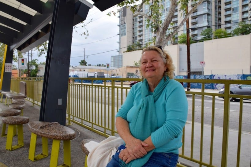 Christina Blazey. Photo by Zocalo Public Square.