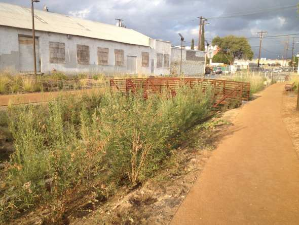 Lincoln Heights Sustainable Landscaping