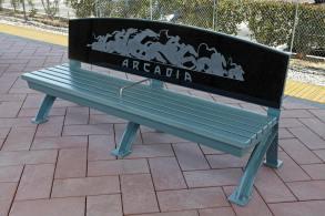 gold line arcadia