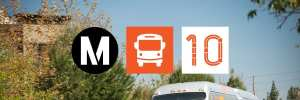 Metro Orange Line 10th Anniversary