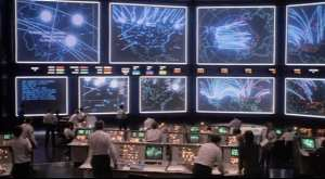 War Games: just like the video game Mission Control but with higher stakes!