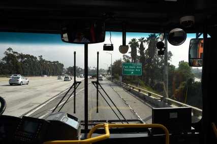 Headed to Pasadena.