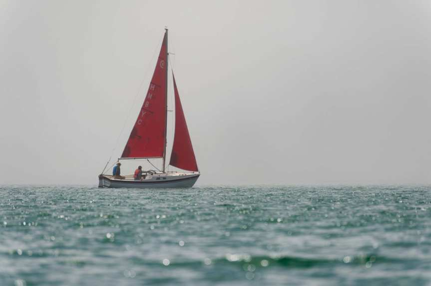 That looks like fun. Half Moon Bay. Photo by Steve Hymon.