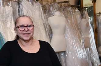 Brides by Liza, owner Elizabeth Villarreal
