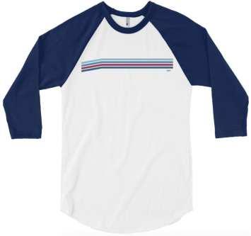 blue line shirt