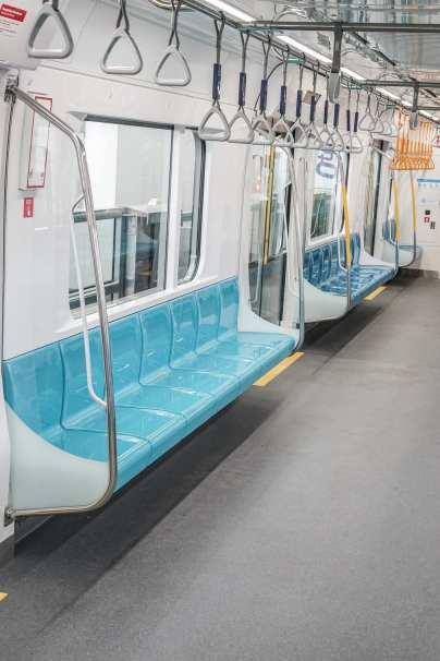 Jakarta MRT. Getty Images.