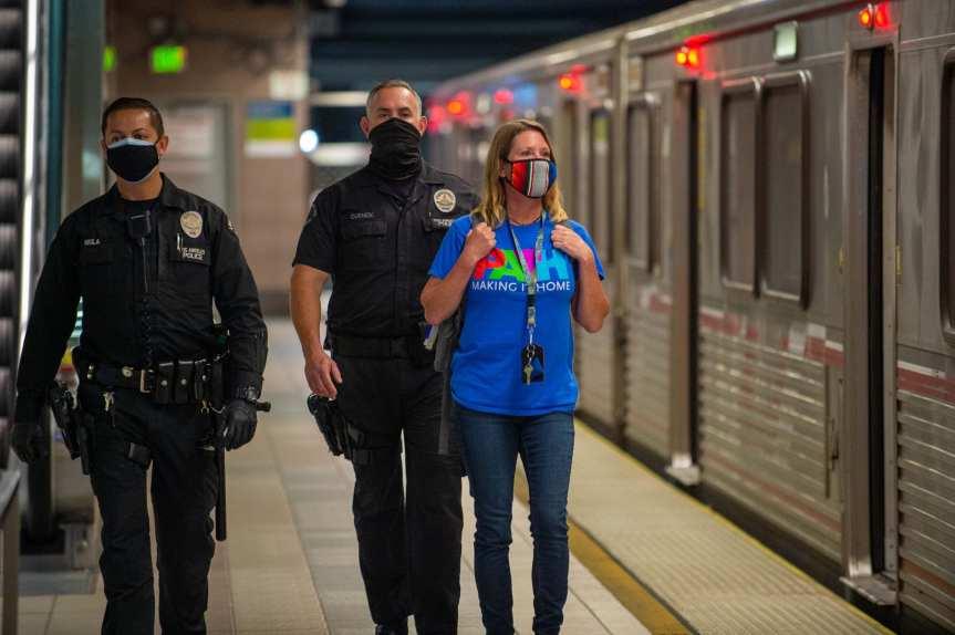 Photos by Steve Hymon/LA Metro