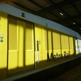New train wrap!
