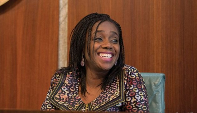 Kemi Adeosun: Minister of Finance