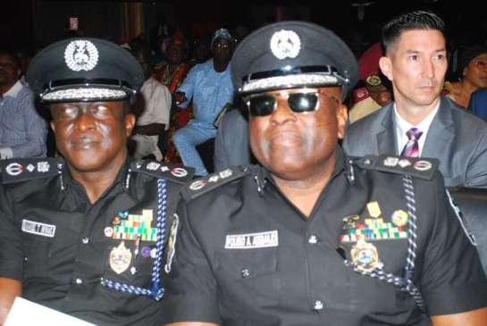 Mr. Emmanuel Inyang and Mr. Foluso Adebanjo