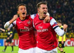 UEFA Europa League: Ozil And Ramsey Out Of Ostersund Tie