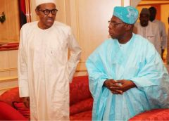 Obasanjo Writes Buhari, Says Nigeria At Tipping Point
