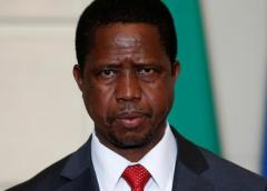 Lungu Fires Minister For Embezzlement And Misuse Of Funds