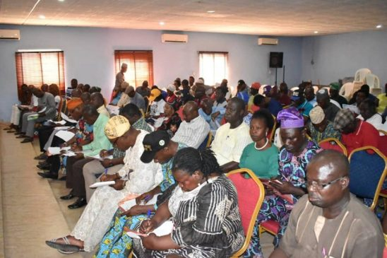 Another Cross Section of participants