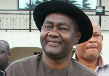 Senator Magnus Abe: Leads the other Rivers APC faction