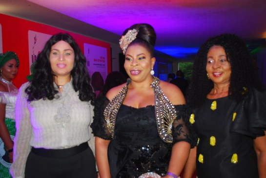 Mrs. Amaka Ezeagu, Mrs Chukwudozie and Lady Chioma Uzor