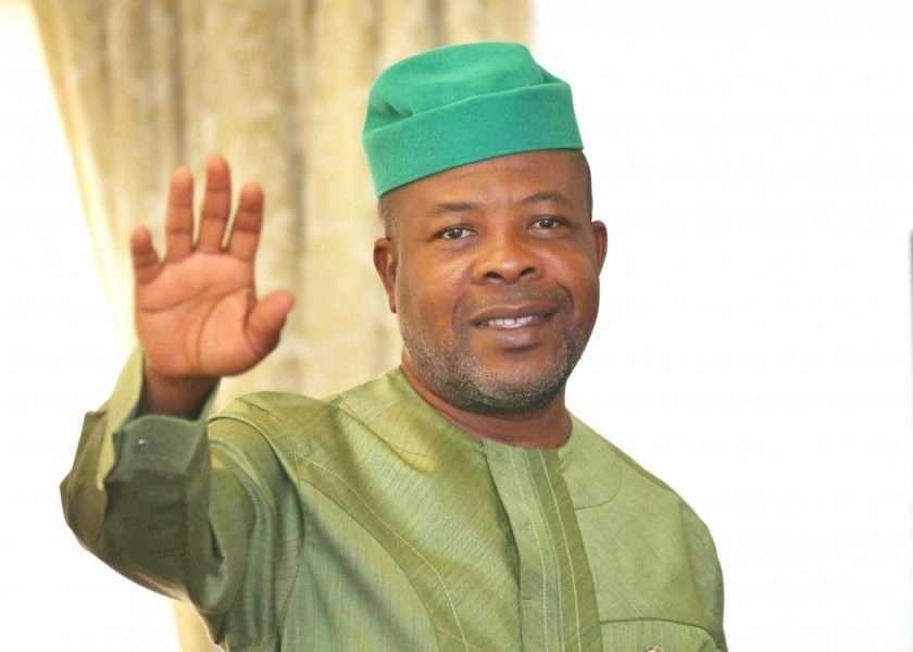 Emeka Ihedioha, Imo State