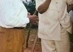 Rochas Okorocha and Eze Madumere